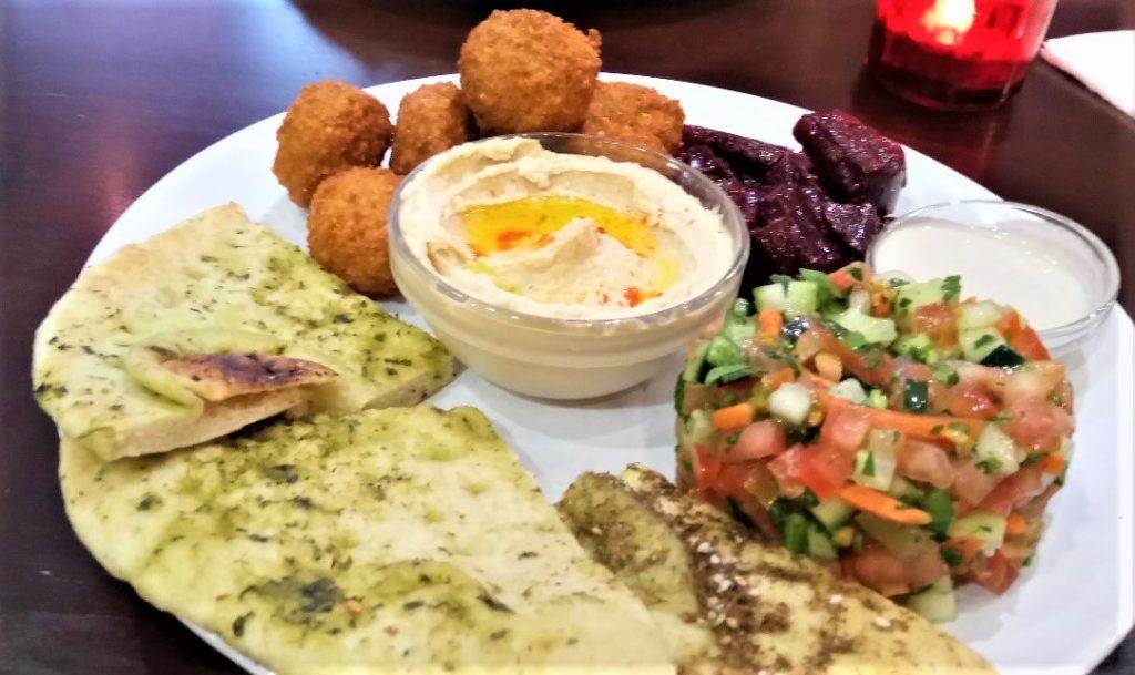 Falafel King- Bristol's best vegan falafel