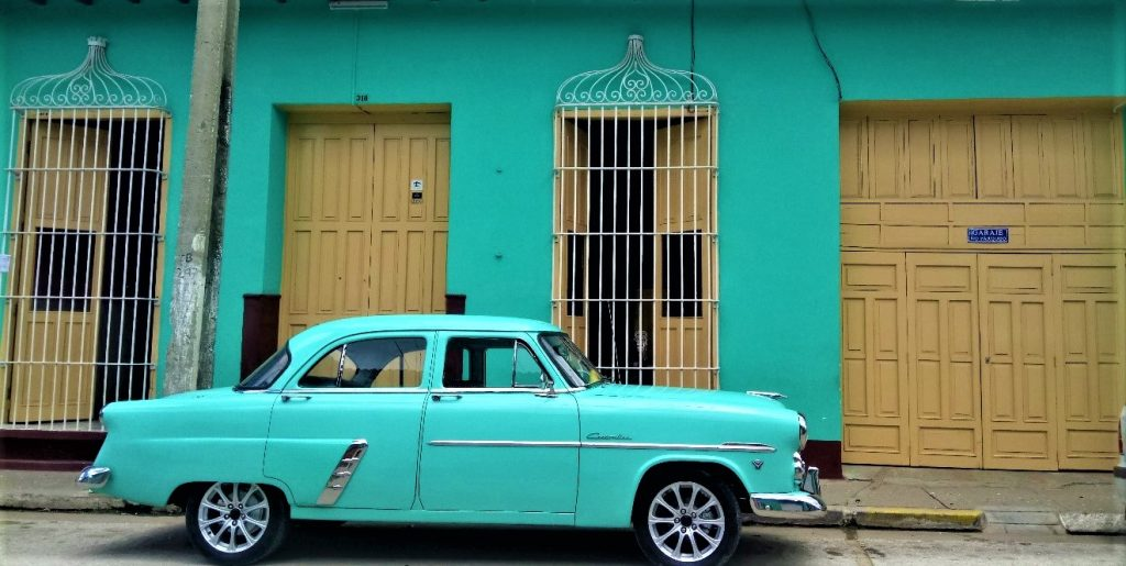 the calm before the storm in Cuba