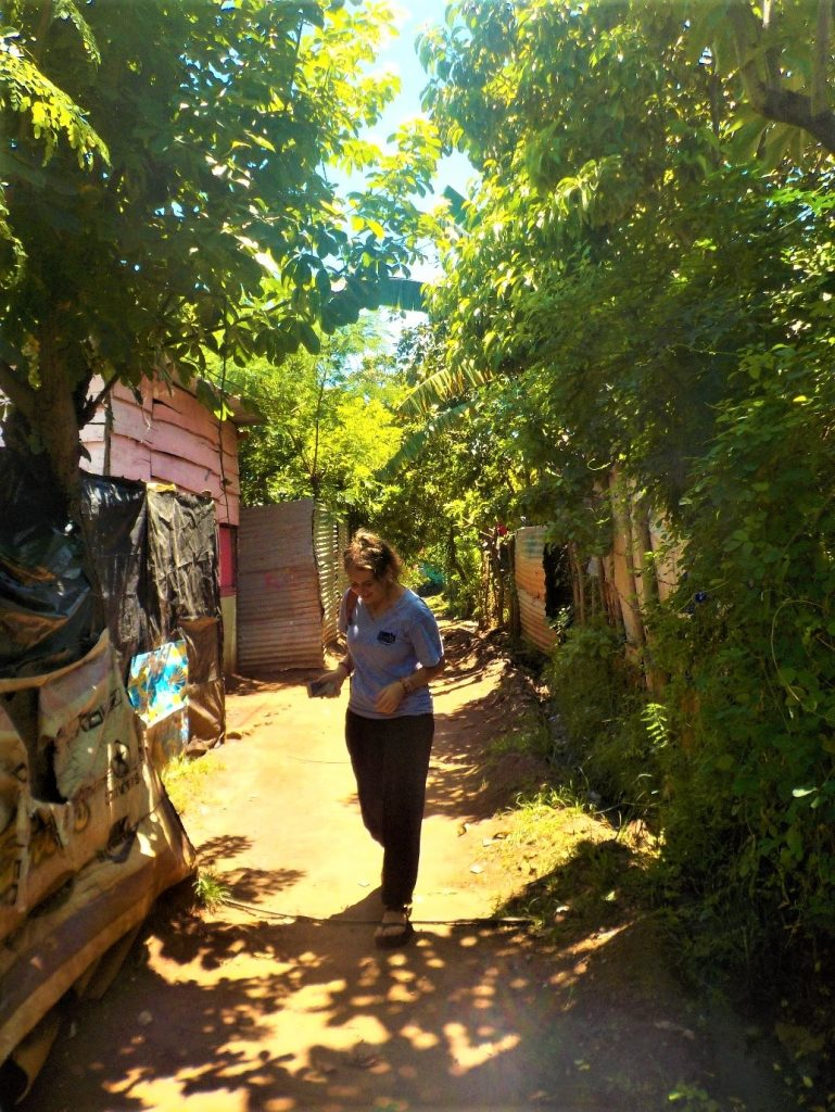 Working as a solo female traveller in Nicaragua