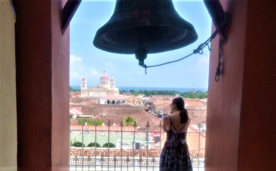 Amiguita! in Granada, Nicaragua